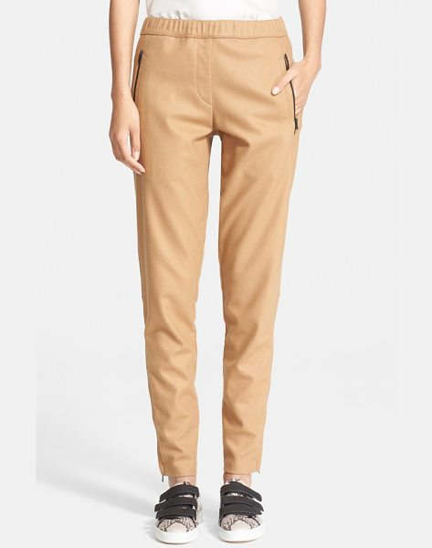 Rag & Bone eugenia pants in camel