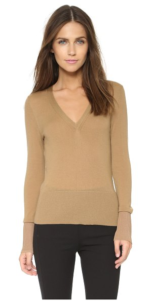 RAG & BONE Jessica v neck sweater - A V neck Rag & Bone sweater in delicate merino wool....