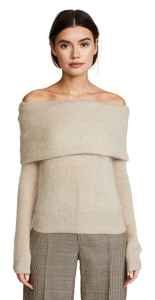 Rag & Bone mimi sweater in mink