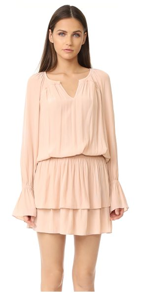 Ramy Brook olivia dress in blush - NOTE: Runs true to size. A graceful Ramy Brook dress,...