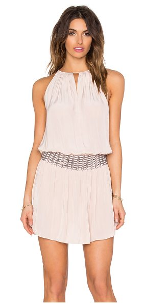 Ramy Brook Sally Dress in blush