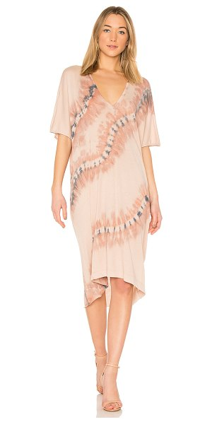 RAQUEL ALLEGRA V Neck Dress - Channel your secret flower child persona with the V Neck...