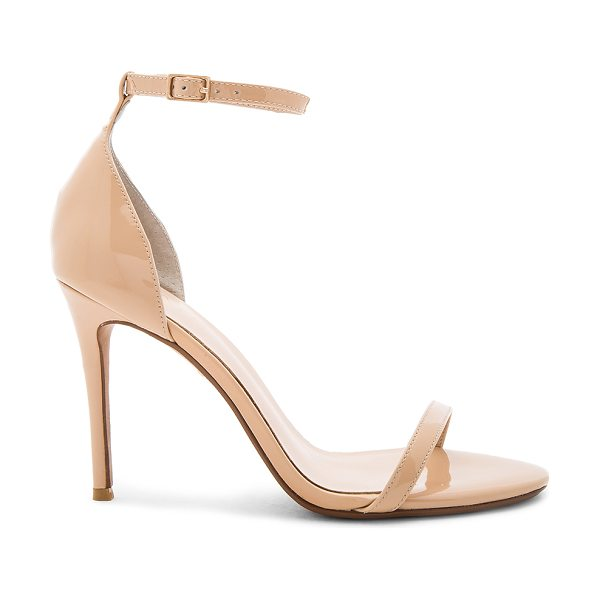 RAYE Blake Heel in beige - True classics never disappoint. With a simple ankle...