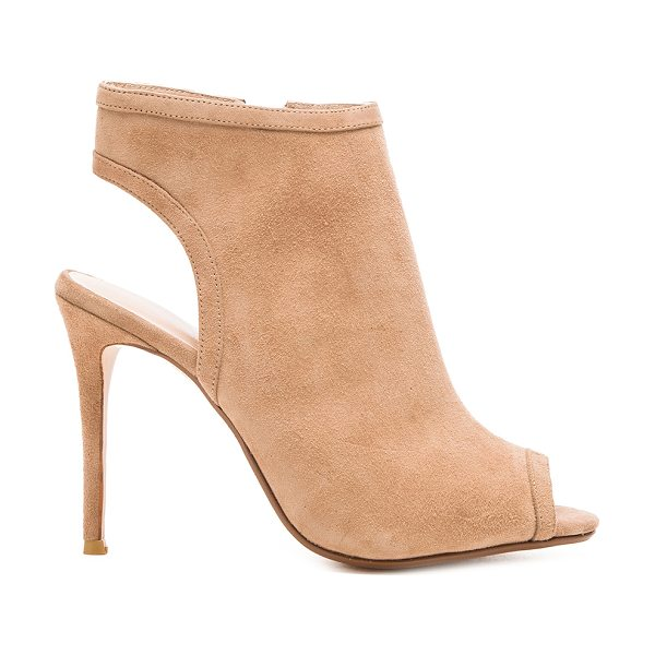 RAYE Brooke heel in tan - Leather upper with man made sole. Heel measures approx...