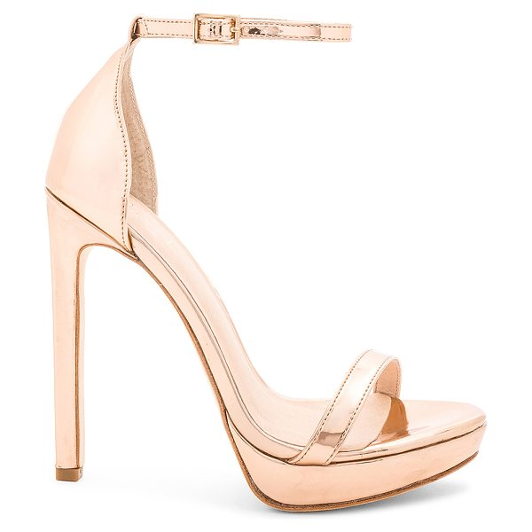 RAYE Brynne Heel in rose gold
