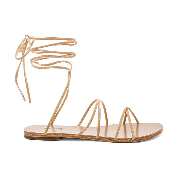 RAYE collette sandal in tan