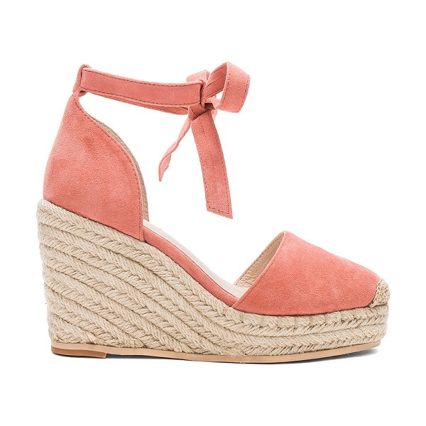 "RAYE Dahlia Wedge - ""Wedging your way in one inch at a time. Designed in a..."