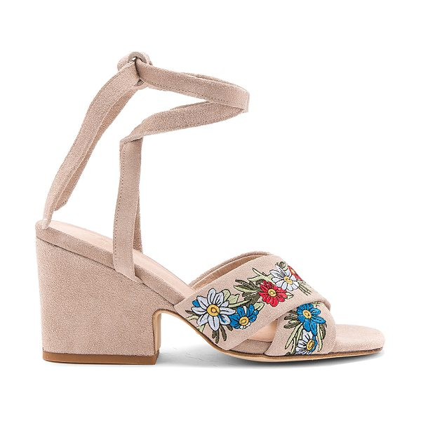 "RAYE Flora Sandal - ""Amp up a classic silhouette. RAYE?s Flora Sandals..."