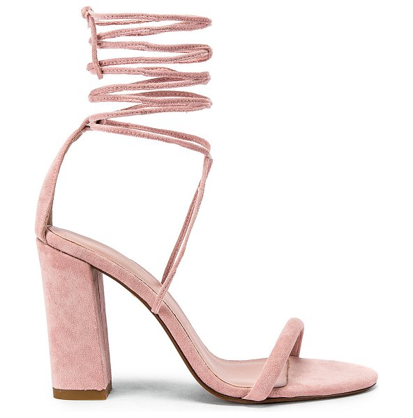 RAYE mojave heel in blush