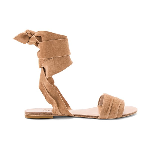 RAYE Sashi Sandal in tan - Put your faith in what's tried and true. Raye's Sashi...