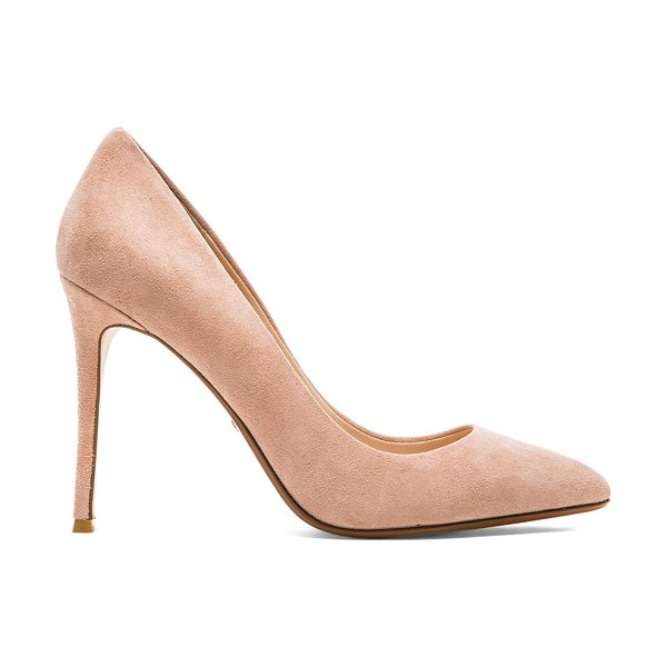 RAYE Tia heel in blush