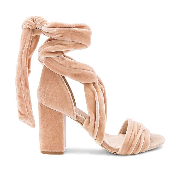 "RAYE x REVOLVE Mia Heel - ""Wrap me up. RAYE's Mia Heel features a super-soft..."