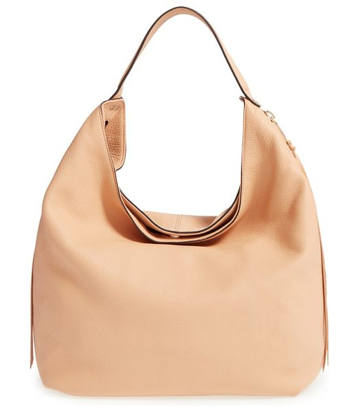 REBECCA MINKOFF Bryn hobo bag - Supple, pebble-grain leather offers understated...