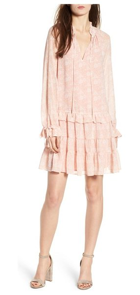 REBECCA MINKOFF dylan drop waist dress - Flowy and floral, this sweet dress exudes a vintage vibe...