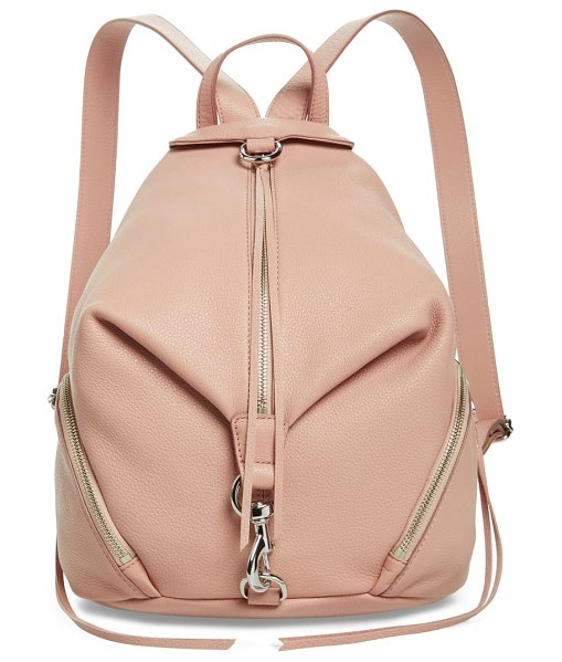 Rebecca Minkoff julian backpack in beige