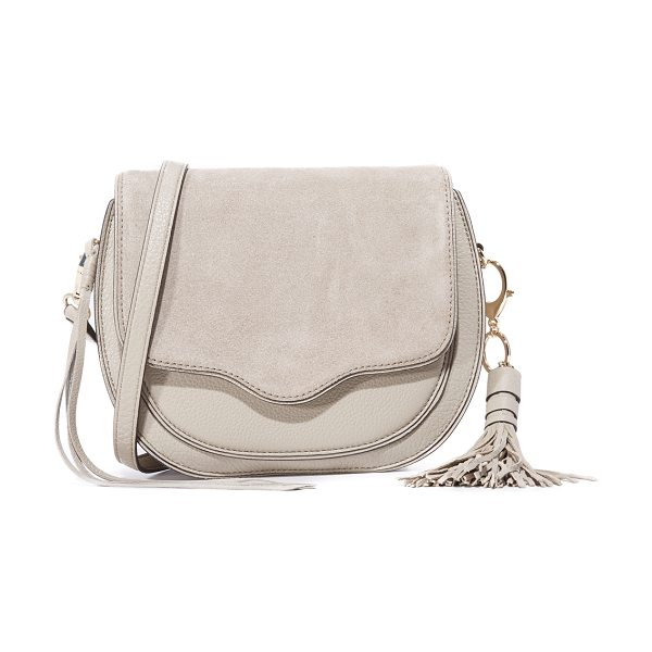 Rebecca Minkoff Large suki cross body bag in khaki