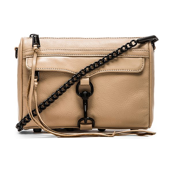 Rebecca Minkoff Mini mac in blush