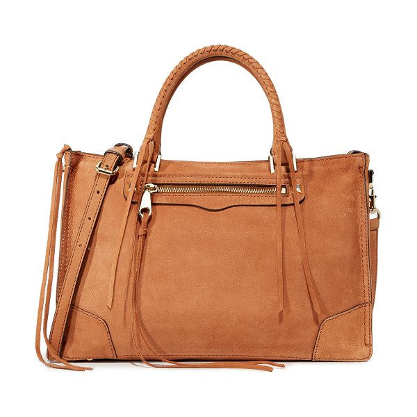 REBECCA MINKOFF regan satchel - A large Rebecca Minkoff satchel in pebbled leather....