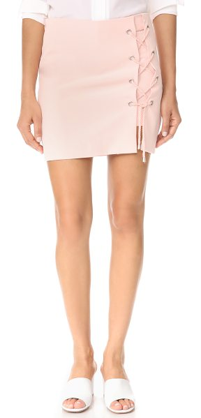 REBECCA MINKOFF stevia skort - NOTE: Runs true to size. A smooth skirt overlay covers...