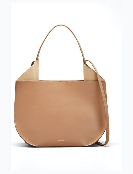 REE PROJECTS Helene Hobo Bag in brown