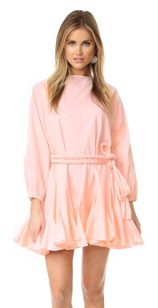 RHODE RESORT ella dress - This voluminous Rhode Resort cover-up dress is finished...