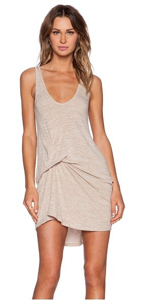 Riller & Fount Alonso dress in beige