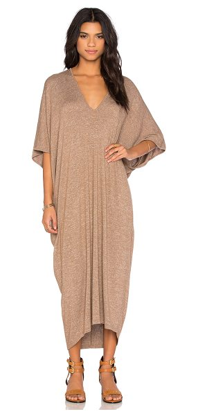 RILLER & FOUNT Luca caftan maxi dress - 74% rayon 21% poly 5% spandex. Dry clean only. Unlined....