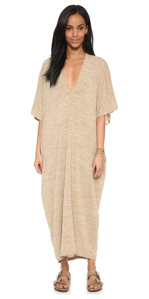 RILLER & FOUNT Luca caftan midi dress - A Riller & Fount dress in a voluminous silhouette. V...