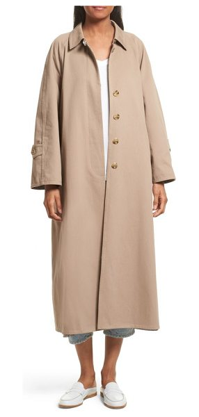 ROBERT RODRIGUEZ reversible trench coat - A play on masculine-feminine sensibilities, this...