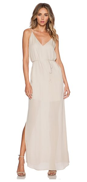 RORY BECA Maid by yifat oren harlow gown - Silk blend. Dry clean only. Neckline to hem measures...