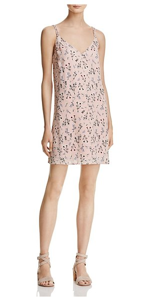SADIE & SAGE Floral Print Crisscross Back Dress - Sadie & Sage Floral Print Crisscross Back Dress-Women