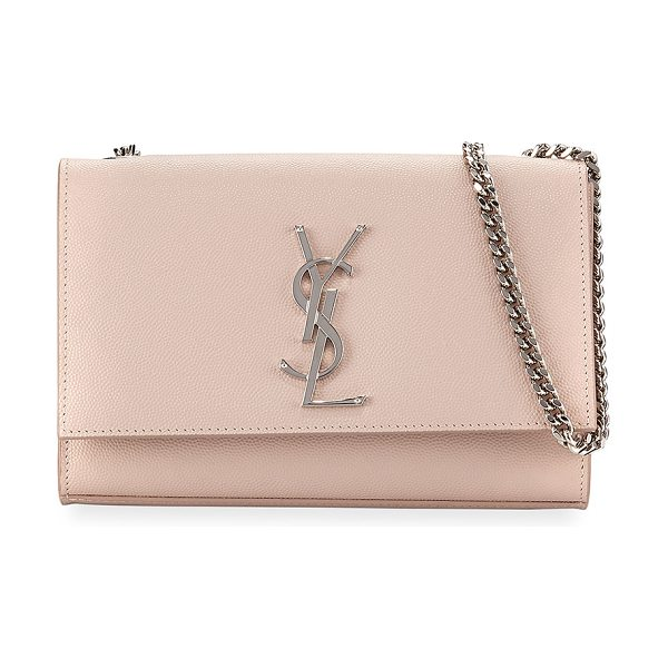 Saint Laurent Kate Monogram Ysl Small Chain Shoulder Bag   Nudevotion 3660f1105e