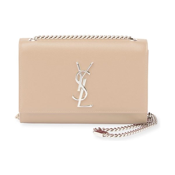 Saint Laurent Kate Monogram Small Chain Shoulder Bag   Nudevotion c8640d2d79