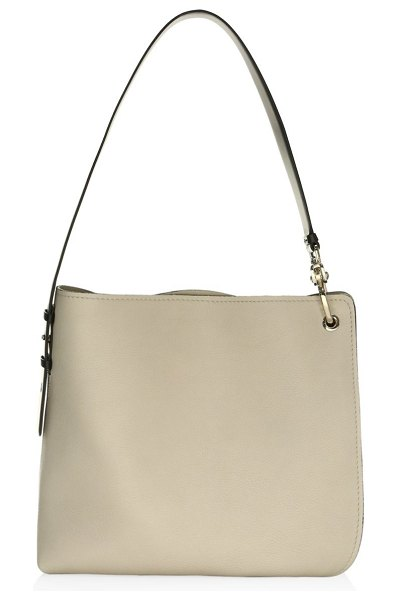 Salvatore Ferragamo medium minerva leather hobo bag in peony - Slouchy hobo bag in soft, smooth leather Adjustable...