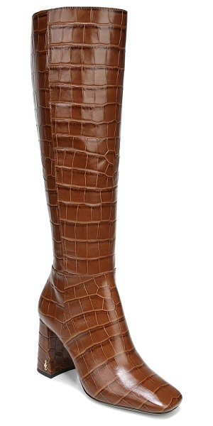 Sam Edelman clarem boot in brown