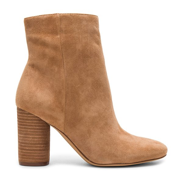 "SAM EDELMAN Corra Bootie - ""Suede upper with man made sole. Side zip closure. Heel..."