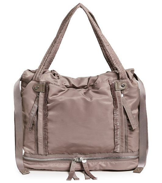 SAM EDELMAN emilee tote - Fabric: Soft technical weave Magnetic closure at top Zip...