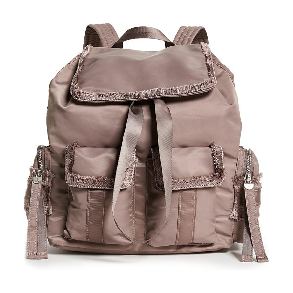 Sam Edelman janelle large backpack in taupe