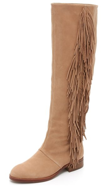 SAM EDELMAN Josephine fringe boots - Fringed Sam Edelman boots with a vintage inspired feel....