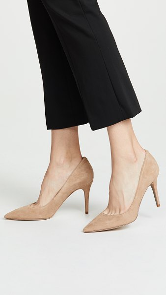 Sam Edelman margie pumps in oatmeal