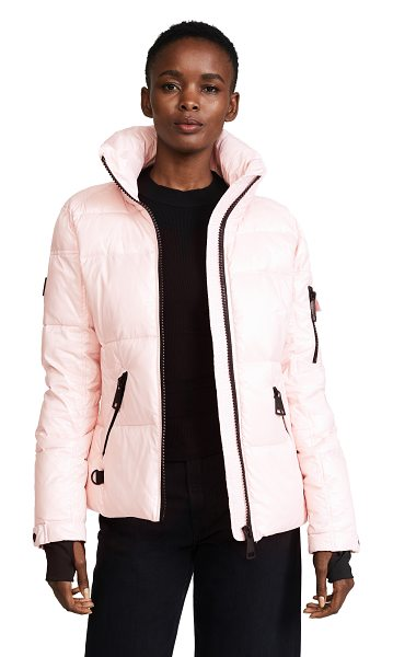 SAM. freestyle quilted jacket in ballet