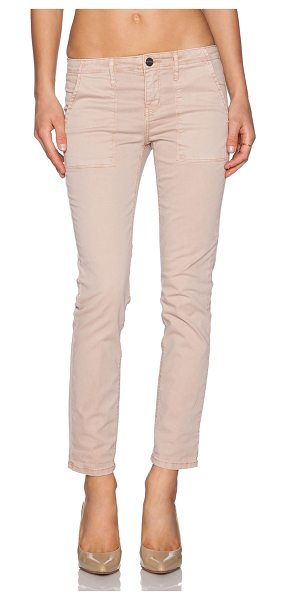 """SANCTUARY Relaxed peace pant - 97% cotton 3% spandex. 16"""""""" in the knee narrows to 12""""""""..."""