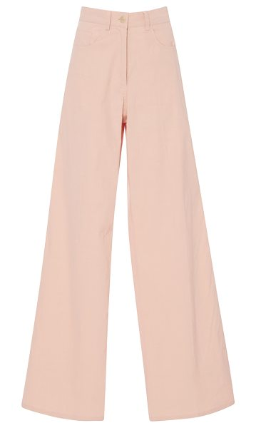 SEA Sailor Relaxed Fit Pants in tan - These *Sea* Sailor Relaxed Fit Pants feature a high rise...