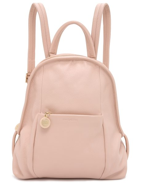 See By Chloe Bluebell backpack in nude