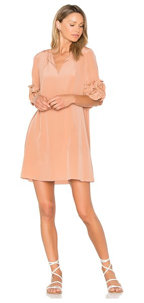 See By Chloe Dress in blush - Leave it to See By Chloe to bestow vital detail to the...
