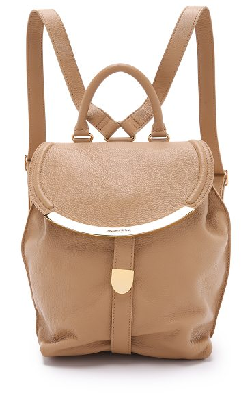 See By Chloe Lizzie backpack in cappuccino