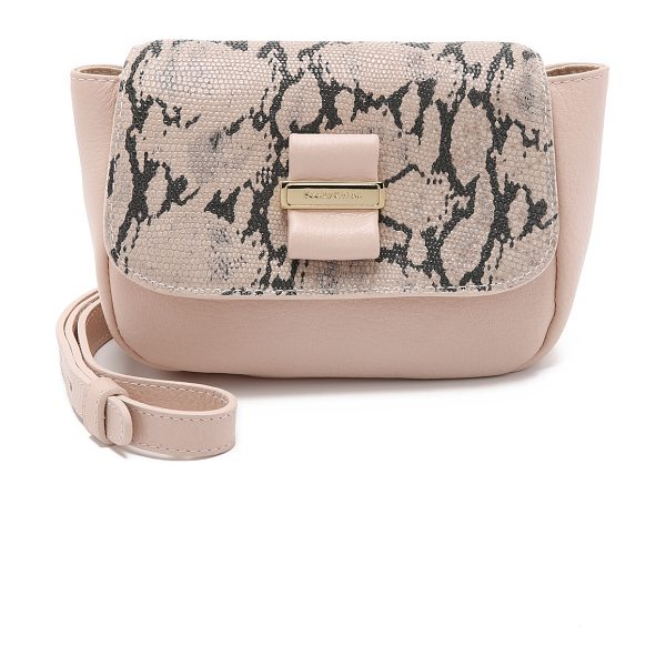 SEE BY CHLOE Rosita mini cross body bag - A petite See by Chloé cross body bag with supple...