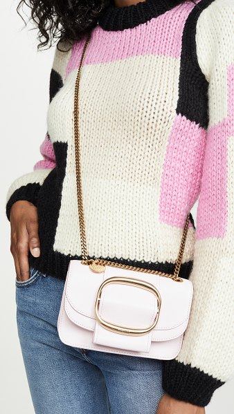 See By Chloe small shoulder bag in smooth pink