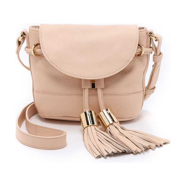 See By Chloe Vicki mini cross body bag in nude