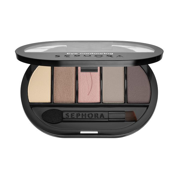 SEPHORA COLLECTION Colorful 5 Eye Contouring Palette Light